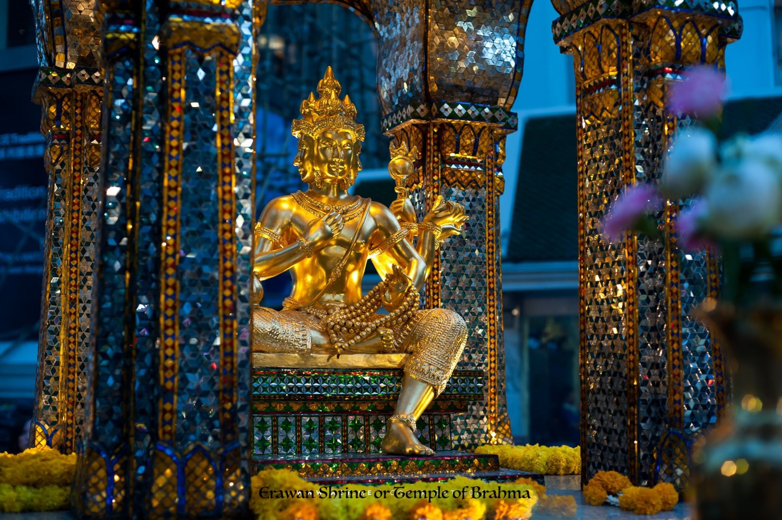 Bangkok Hindu Landmark City Tour