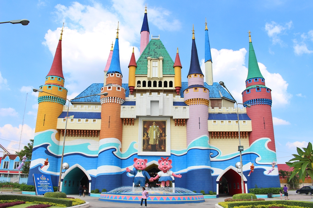 Siam Amazing Park Bangkok Lowest Price