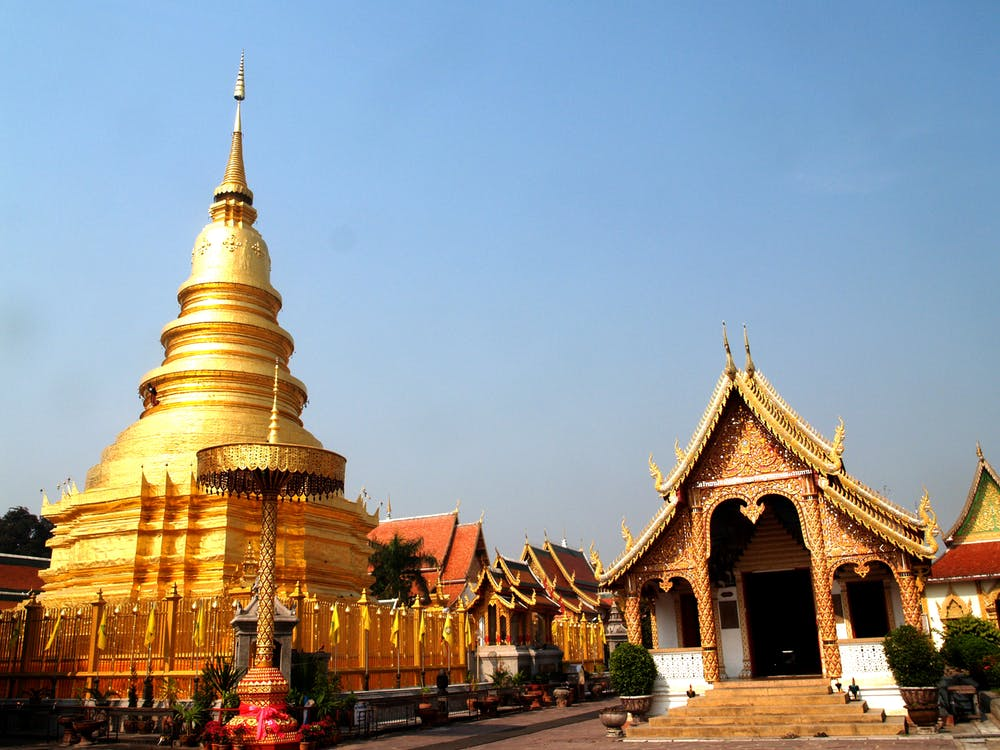 Bangkok Selfie City and Muslim Landmark Tours