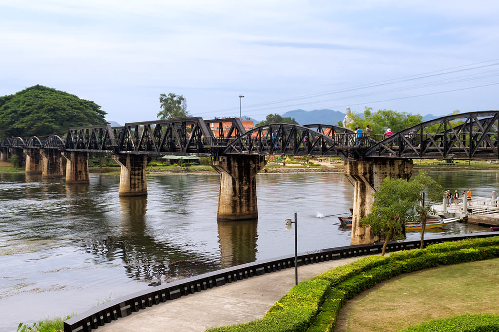 Full Day River Kwai Tour with Trekking
