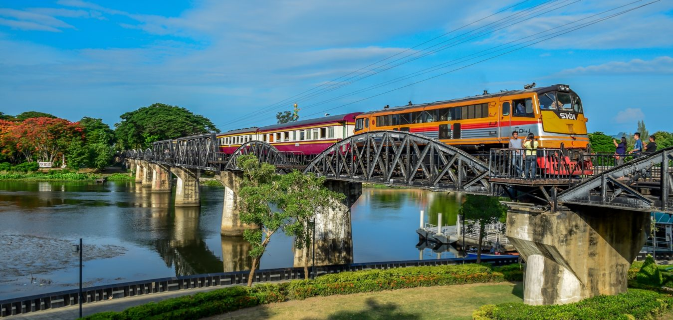Day Trip River Kwai Tour with Trekking