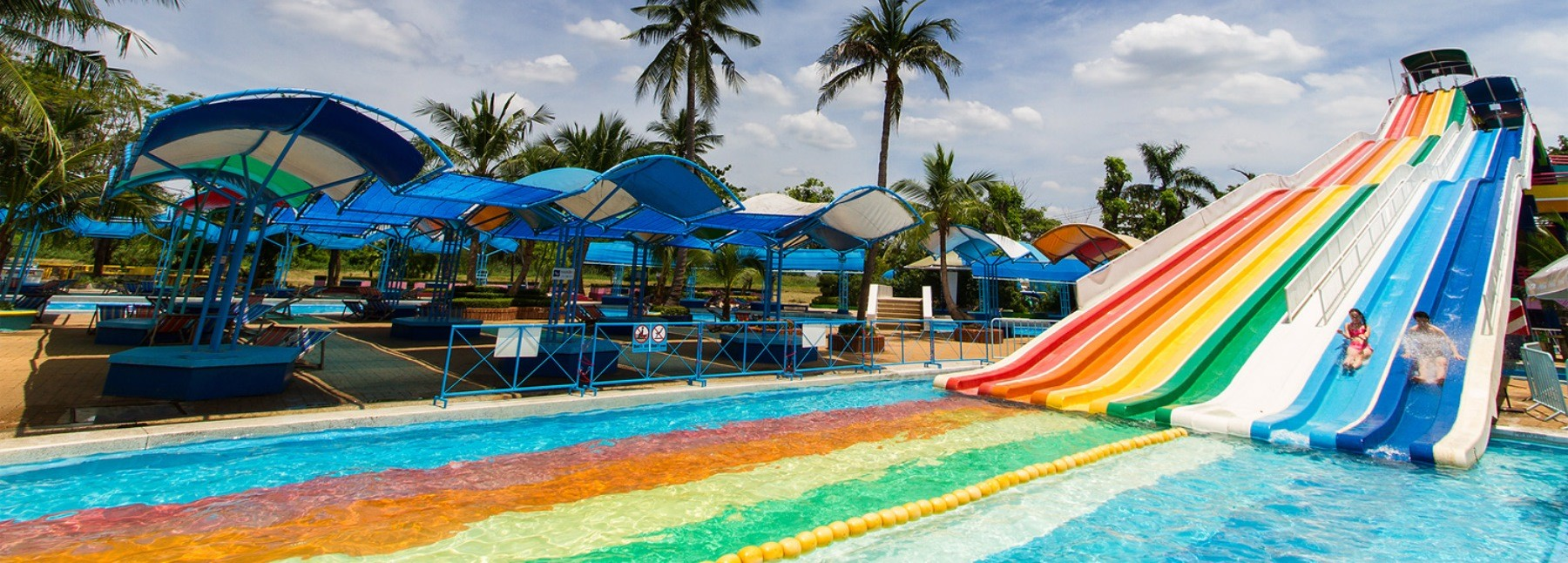 Siam Park Full Day Bangkok Tours