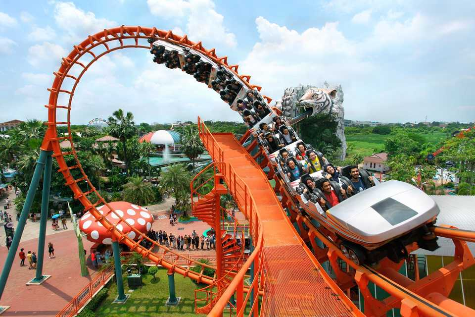 Siam Park Bangkok Ticket Only
